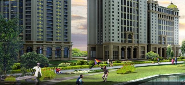 Vì sao cổ phiếu LCG của chủ đầu tư dự án Sky Park Residence có biến?
