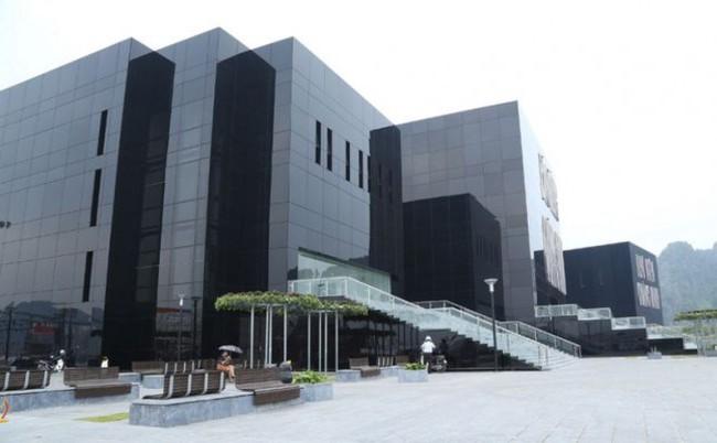 Ấn tượng với công trình kiến trúc của năm 2013