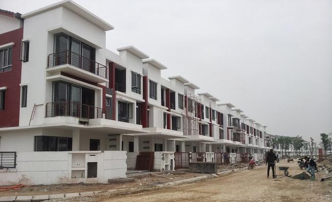 Mối lo thị trường bất động sản năm 2014