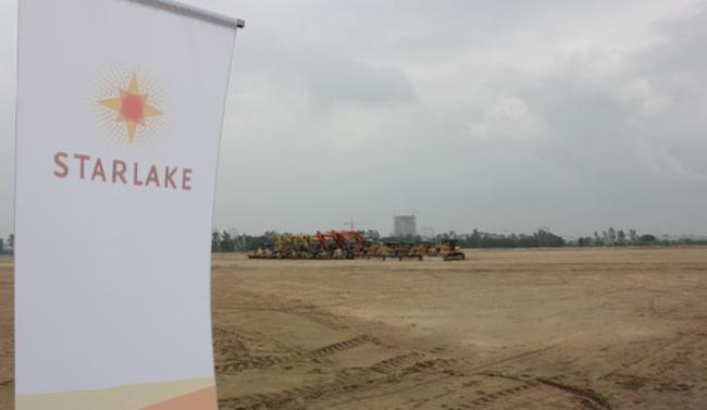 Chính thức triển khai xây dựng dự án Tây Hồ Tây