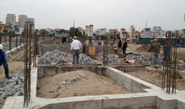 Nhiều dự án đất nền giá rẻ tung hàng