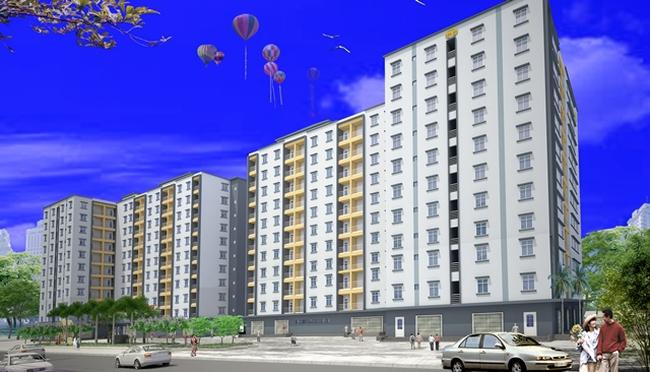 Khởi công dự án nhà ở xã hội quy mô 400 căn tại Thanh Hóa