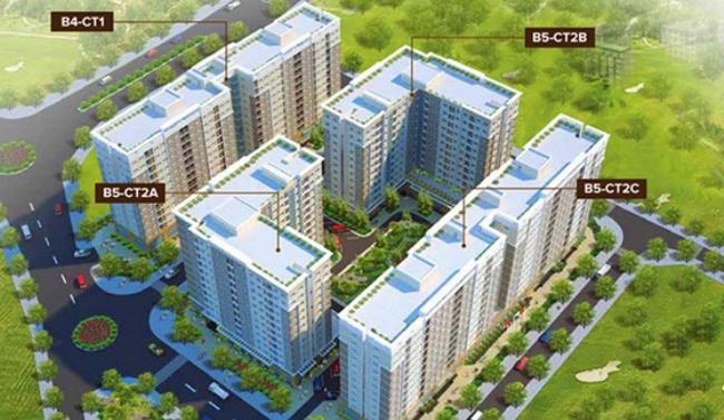Xin đầu tư tiếp gần 600 căn hộ giá rẻ tại Bắc Cổ Nhuế -Chèm