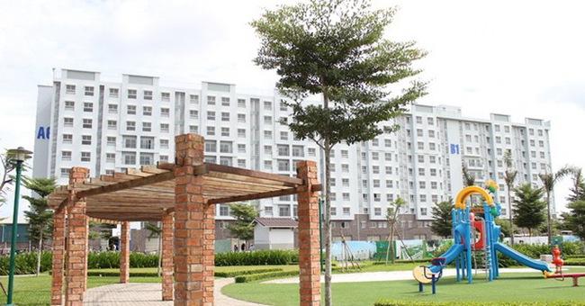 Xây 8.000 căn hộ giá từ hơn 500 triệu đồng tại Tp.HCM