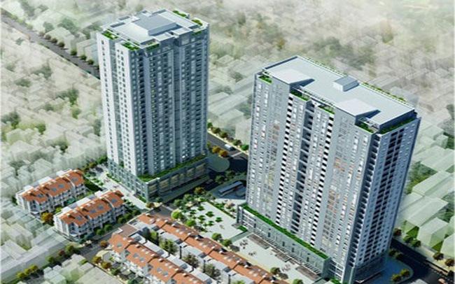 VC7 Housing Complex được chia nhỏ diện tích căn hộ
