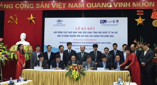 Đầu tư gần 12.900 tỷ đồng phát triển cảng quốc tế Thị Vải