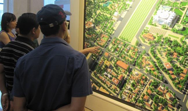 Nóng: Đầu cơ bất động sản đã trở lại?