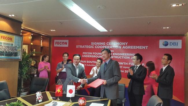 Ngân hàng Phát triển Nhật Bản đầu tư chiến lược vào FECON