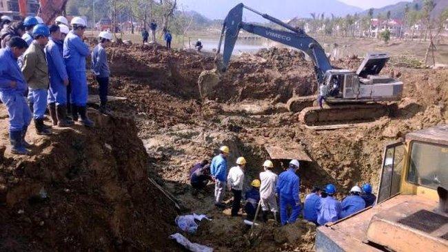 Bị khởi tố hình sự, Vinaconex có được chọn làm giai đoạn 2 đường ống nước sông Đà?