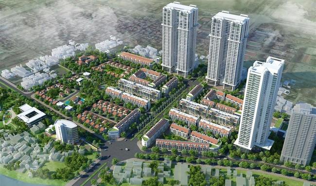 Vingroup sẽ sở hữu thêm nhiều dự án mới tại Hà Nội