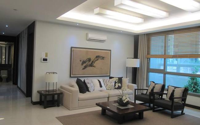 Bố trí nội thất phòng khách căn hộ đúng phong thủy đón may mắn, thịnh vượng