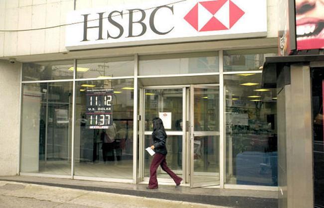 HSBC phải nộp phạt gần 2 tỷ USD trong nghi án rửa tiền