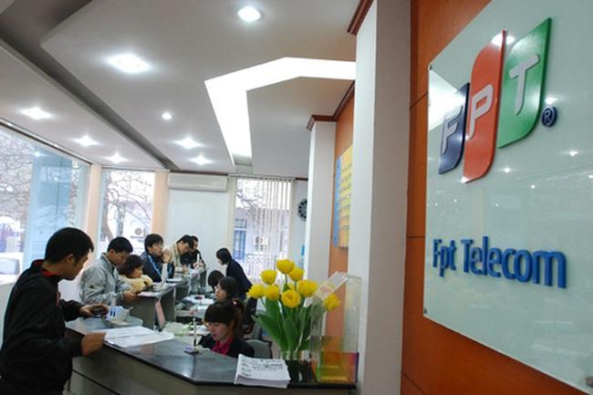 FPT: LNTT hợp nhất đạt 2.405 tỷ đồng, giảm 4% so với năm 2011