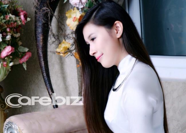 Nguyễn Ngọc Mỹ - ái nữ của Alphanam: 22 tuổi và ý tưởng kinh doanh rạp chiếu phim