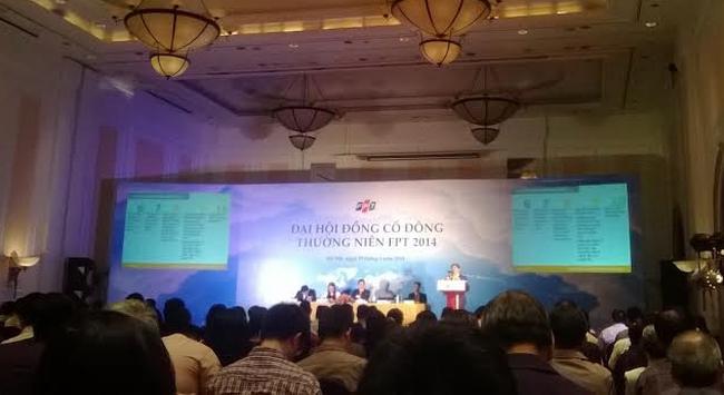 [Trực tiếp] Đại hội cổ đông FPT 2014: Mekong Capital đề xuất chính sách ESOP thoáng hơn