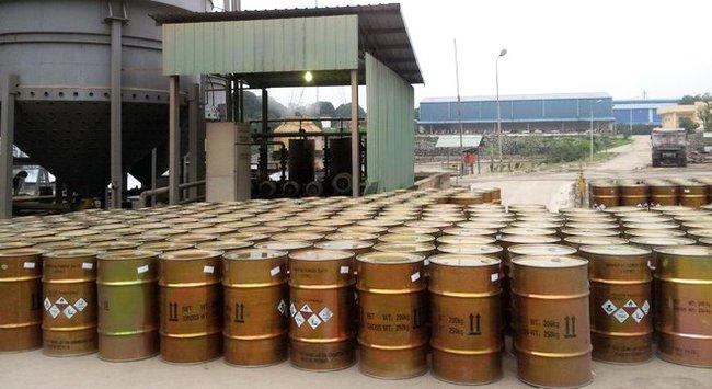 Bột giặt và Hóa chất Đức Giang đăng ký niêm yết tại HNX