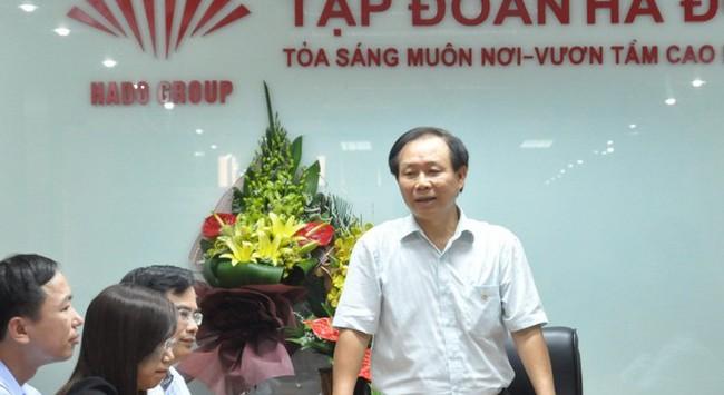 Chủ tịch Hà Đô Group đã chi hơn 140 tỷ đồng để mua thêm 10% cổ phần