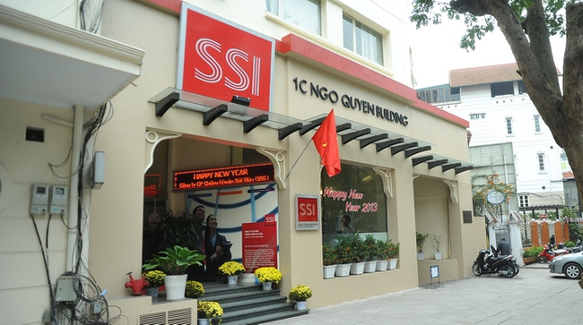 SSI: Lãi ròng hợp nhất 9 tháng đạt 644 tỷ đồng, tăng 84% so với cùng kỳ