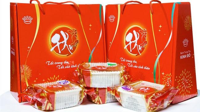 Vốn hóa của Kinh Đô giảm 100 triệu USD từ khi công bố bán mảng bánh kẹo