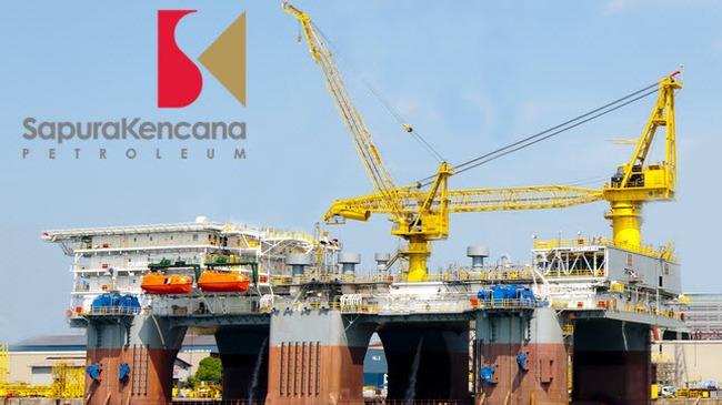SapuraKencana mua cổ phần tại 3 lô dầu khí ngoài khơi Việt Nam với giá 400 triệu USD