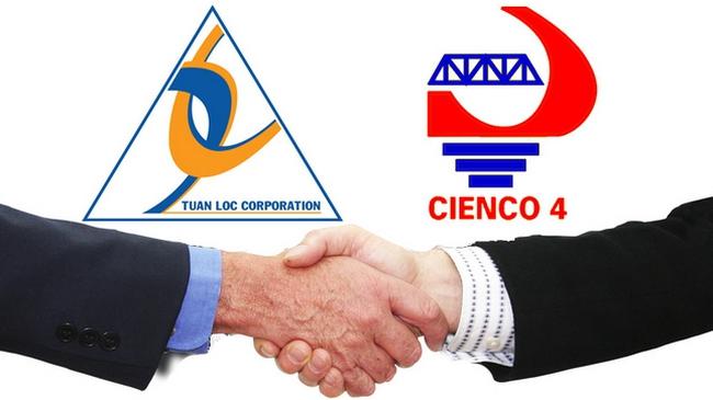 Mua lại cổ phần từ Bộ GTVT, Đầu tư Xây dựng Tuấn Lộc sẽ chi phối Cienco 4