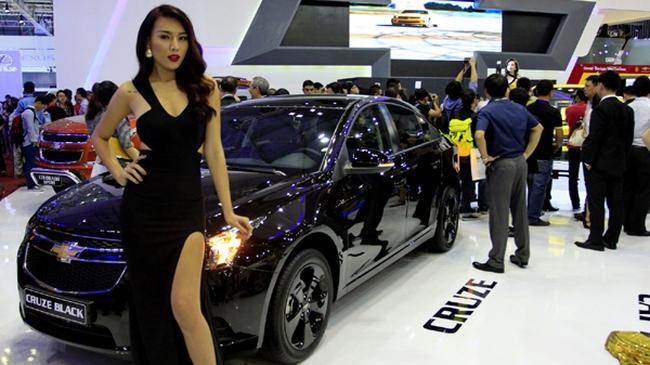VAMA: Tiêu thụ ô tô 11 tháng đạt 138 nghìn xe, tăng 41% so với cùng kỳ