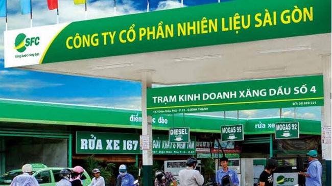 Công ty STS trở thành công ty mẹ của Nhiên liệu Sài Gòn (SFC)