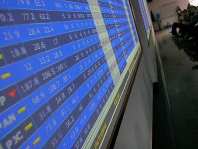 158 cổ phiếu tăng giá, VN-Index đóng cửa cao nhất phiên