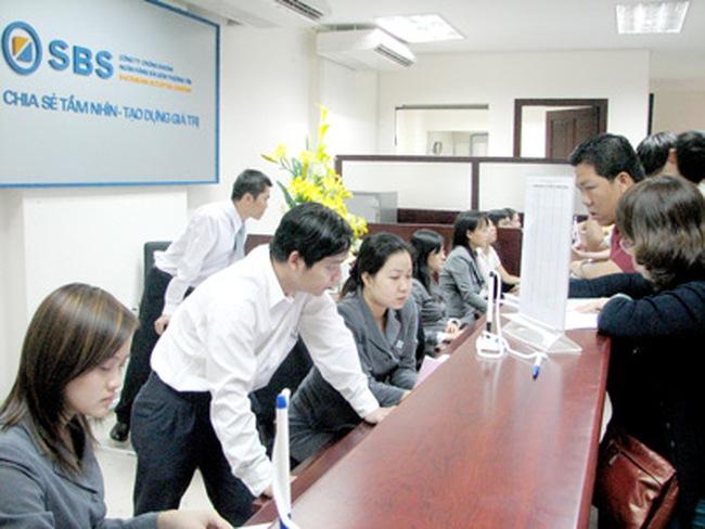 Công ty mẹ SBS lãi 9 tỷ đồng trong quý 3