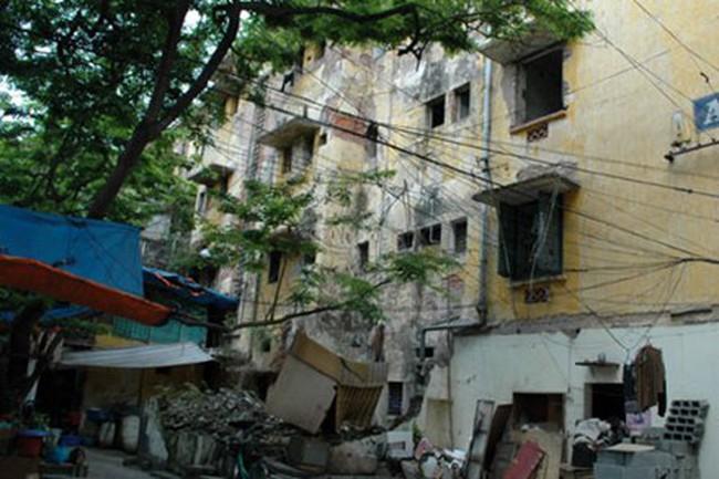 Dự án cải tạo chung cư Nguyễn Công Trứ: Khát khao ngày trở về