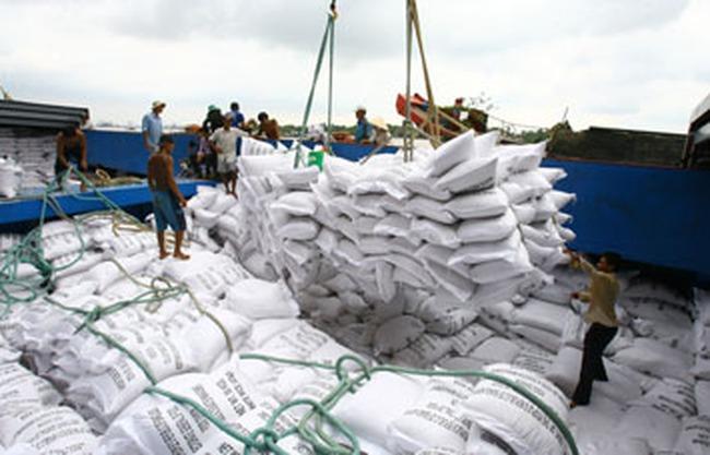 Xuất khẩu gạo 2013: Dự kiến sẽ đối diện nhiều khó khăn