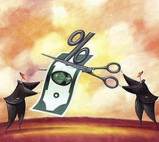 Lãi biên 2,9% của ngân hàng có thấp?