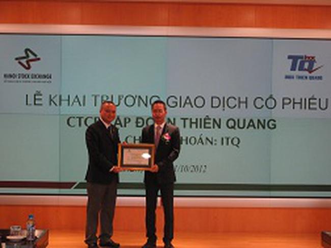 ITQ: 8 tháng đầu năm đạt 289 tỷ đồng doanh thu