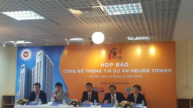 Hà Nội có thêm dự án chung cư mới quy mô trên 700 căn