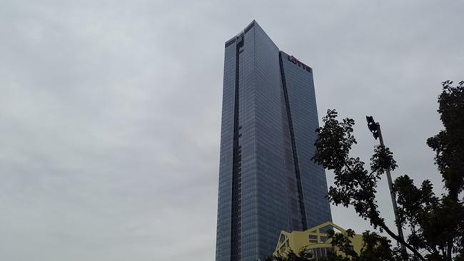 """Lotte Centre Hà Nội còn """"ế"""" 75% diện tích văn phòng"""