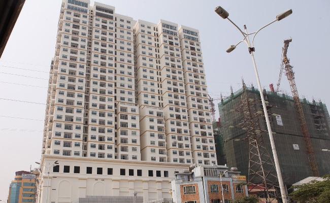 Hòa Bình Green City hoạt động trở lại bình thường, cháy do chập điện