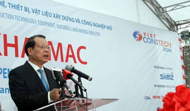 Phó Thủ tướng Vũ Văn Ninh: Ứng dụng công nghệ trong xây dựng ngày càng cấp bách