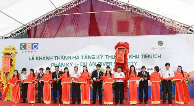 CEO Group đầu tư 2.000 tỷ cho dự án River Silk City