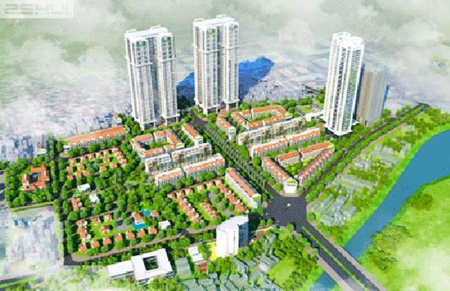Thông tin mới về Dự án Thành phố Xanh của Vingroup