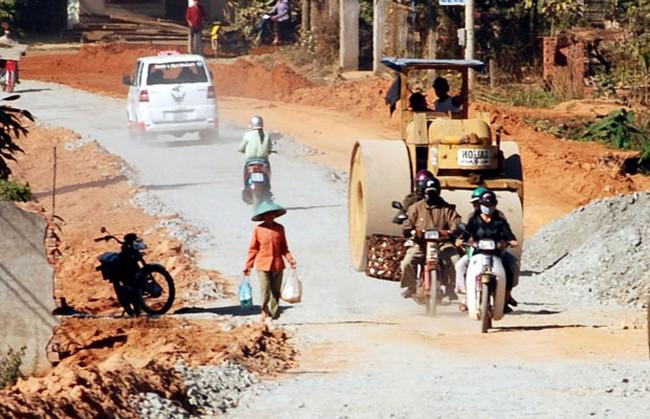 Ngân hàng ADB cho Việt Nam vay 85 triệu USD phát triển cơ sở hạ tầng giao thông nông thôn