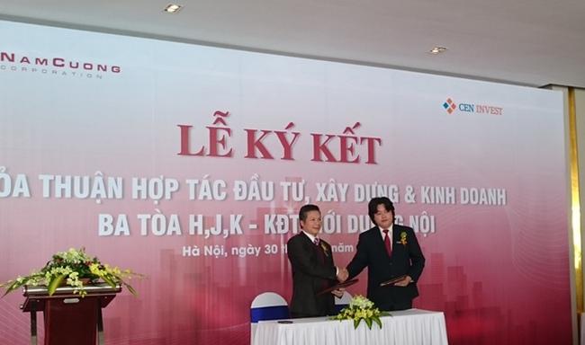 Lộ diện đại gia đầu tư dự án nghìn tỷ tại KĐT mới Dương Nội