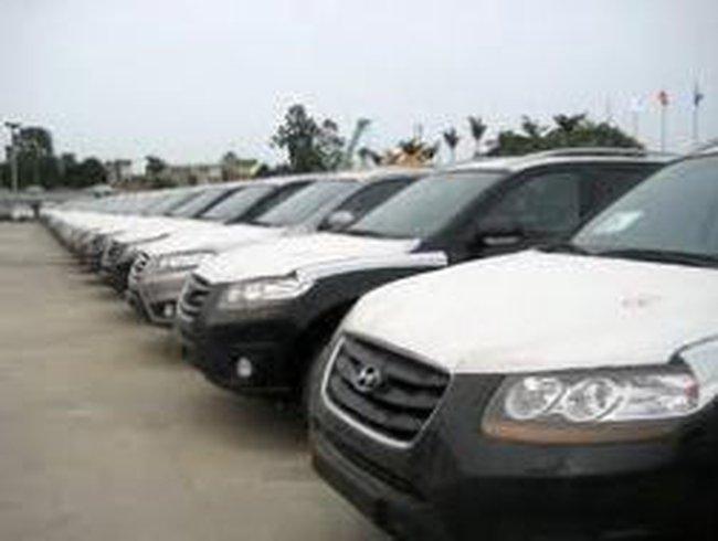 Thu thuế nhập khẩu từ ôtô, xe máy giảm mạnh