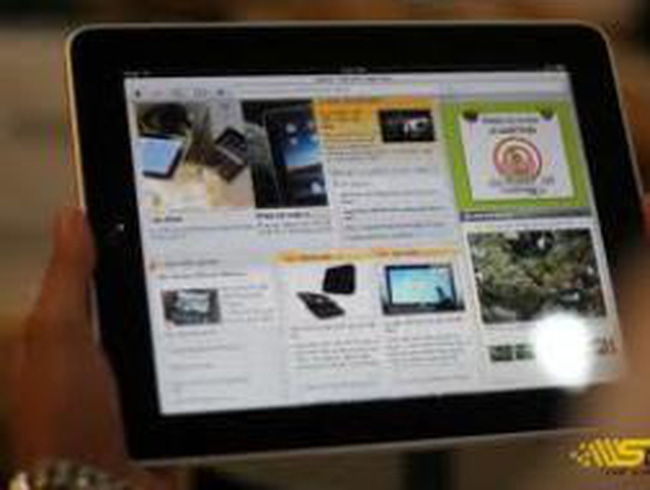 Trích hơn nửa tỷ đồng trang bị máy tính bảng cho đại biểu HĐND