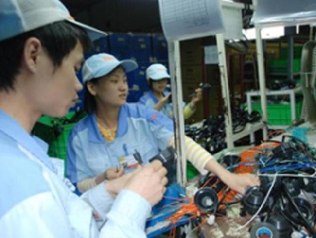 GDP của Hà Nội tăng gần 8%