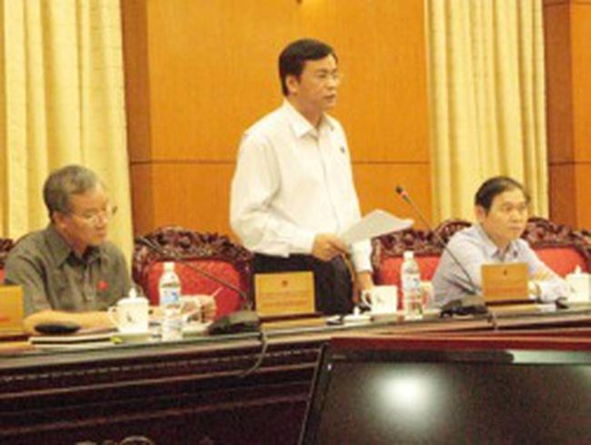 Chất vấn việc thực hiện lời hứa của 9 Bộ trưởng