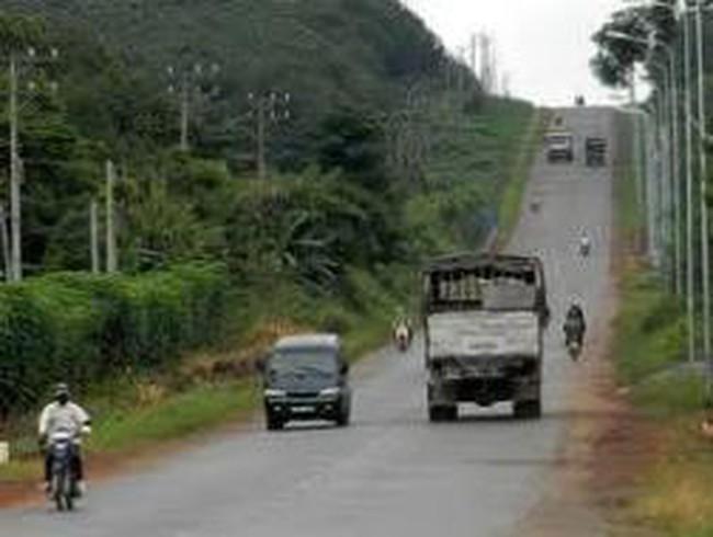 Đã có đủ vốn cho đường chở bôxít Lâm Đồng - Đồng Nai
