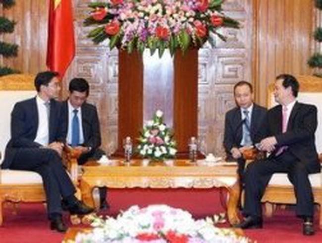 Đức sẵn sàng giúp Việt Nam xây tàu điện ngầm