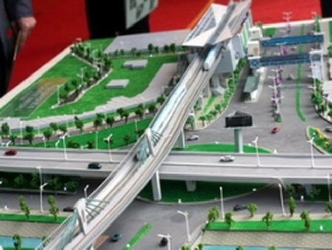 Thêm 400 triệu Euro cho đường sắt Nhổn-ga HN