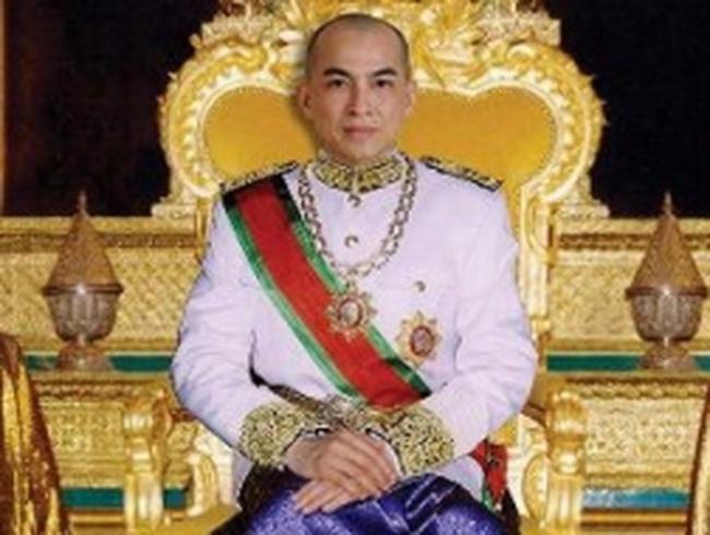 Hôm nay, Quốc vương Campuchia thăm Việt Nam
