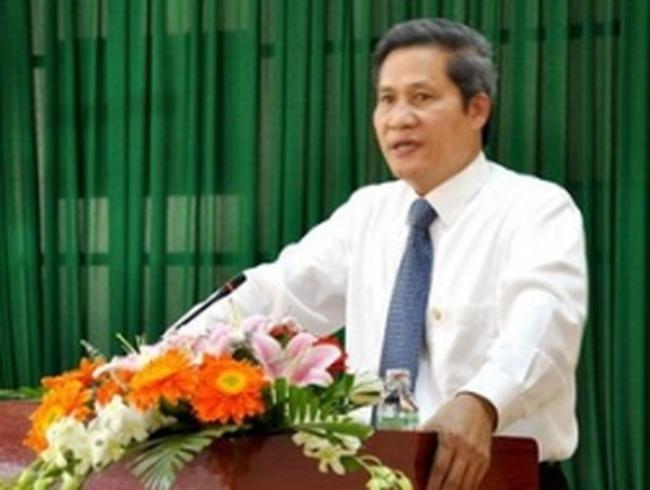 Ông Lữ Ngọc Cư thôi chức Chủ tịch UBND tỉnh Đắk Lắk